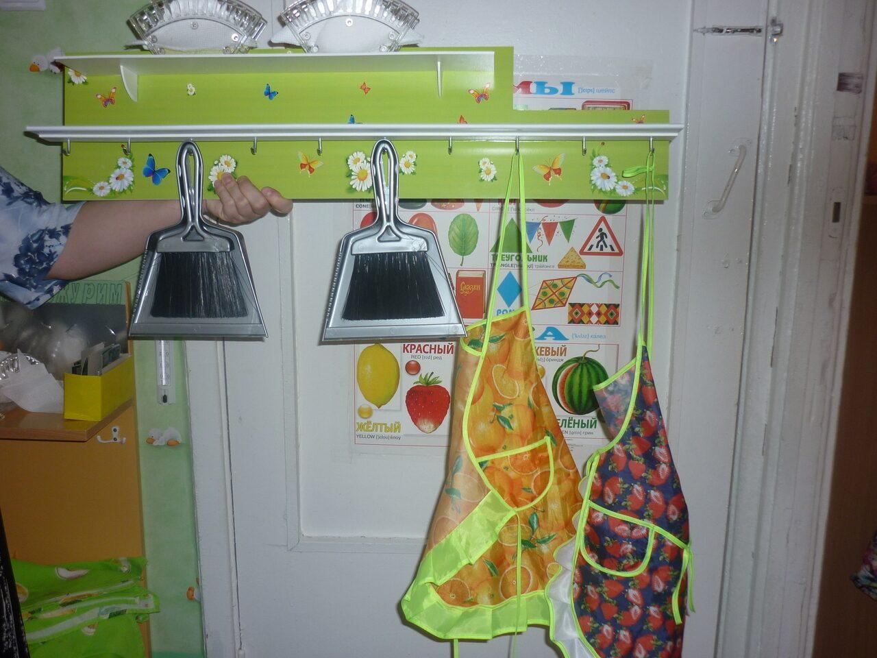 Уголок дежурства в детском саду: оформление своими руками